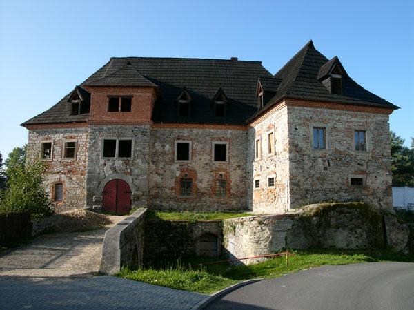 Vild�tejn castle (from www.castles.cz)